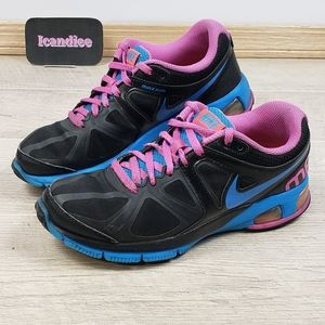 Nike Air Max Run Lite 4 Lace Up Athletic Shoes